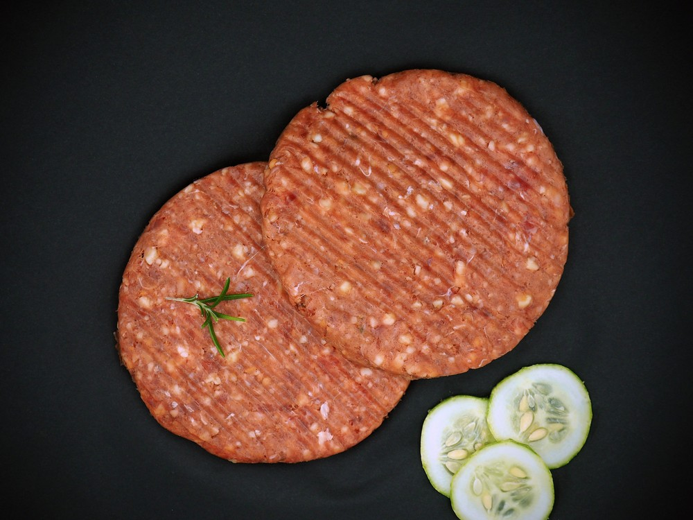 Hamburger scottona farciti